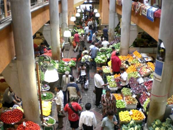 Port Louis - Market